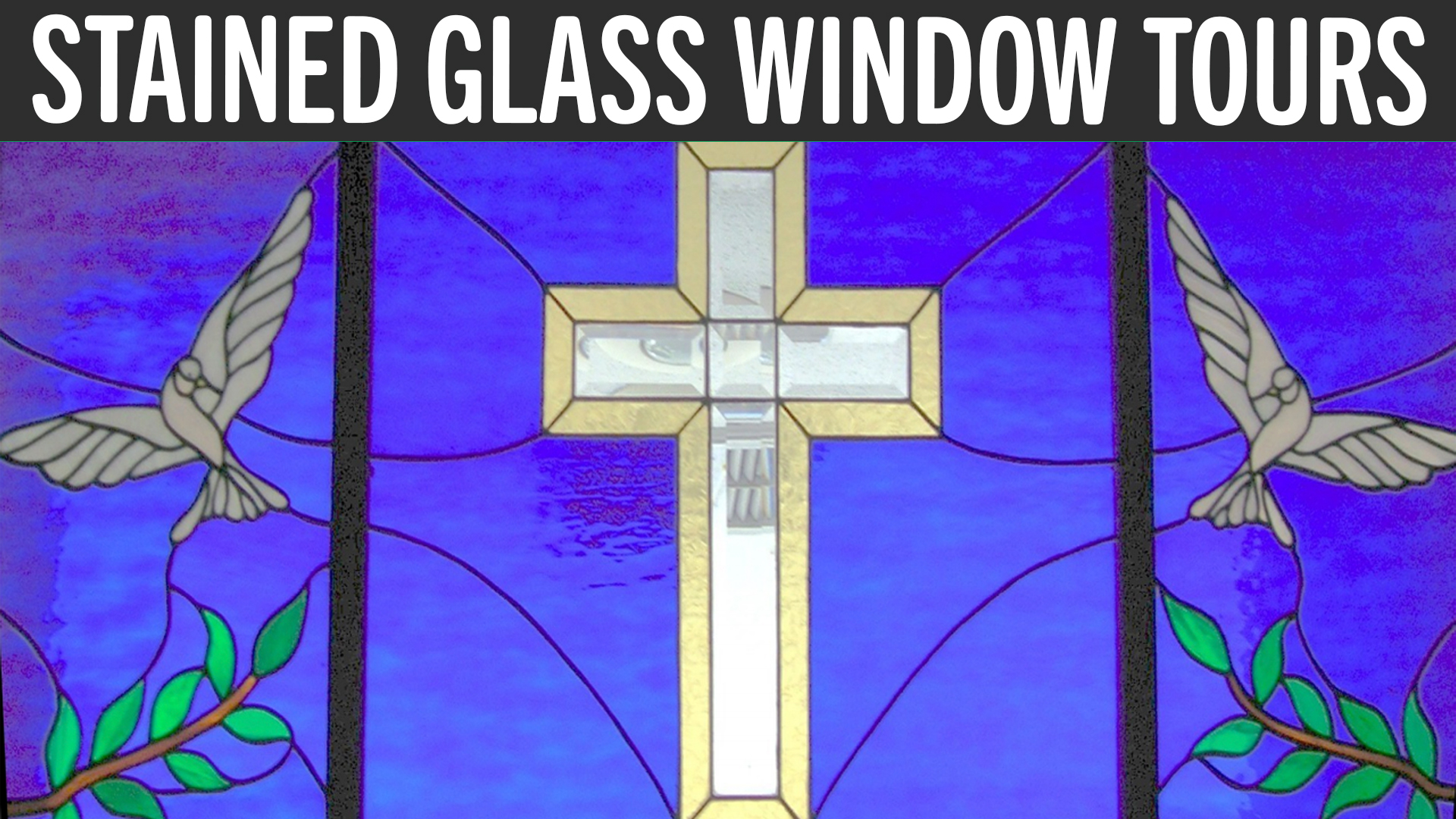 Mount Dora Spring Show Stained Glass Tours—Volunteers Needed!
