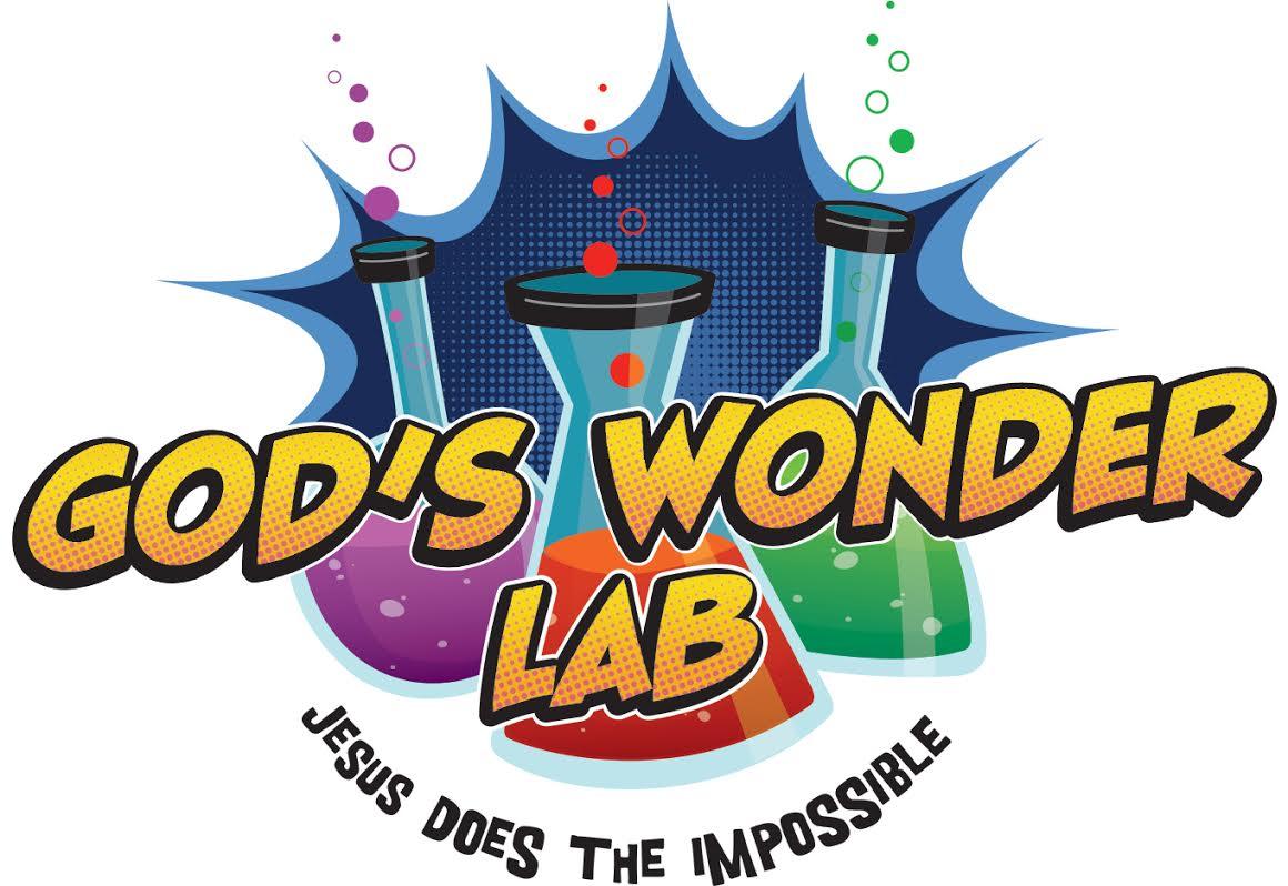 VBS 2021: God's Wonder Lab