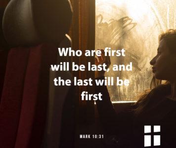 Lent Devotion, Day 38 of 44
