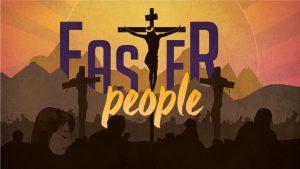 Easter Letter from Pastor David