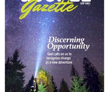 Gospel Gazette: September 2021