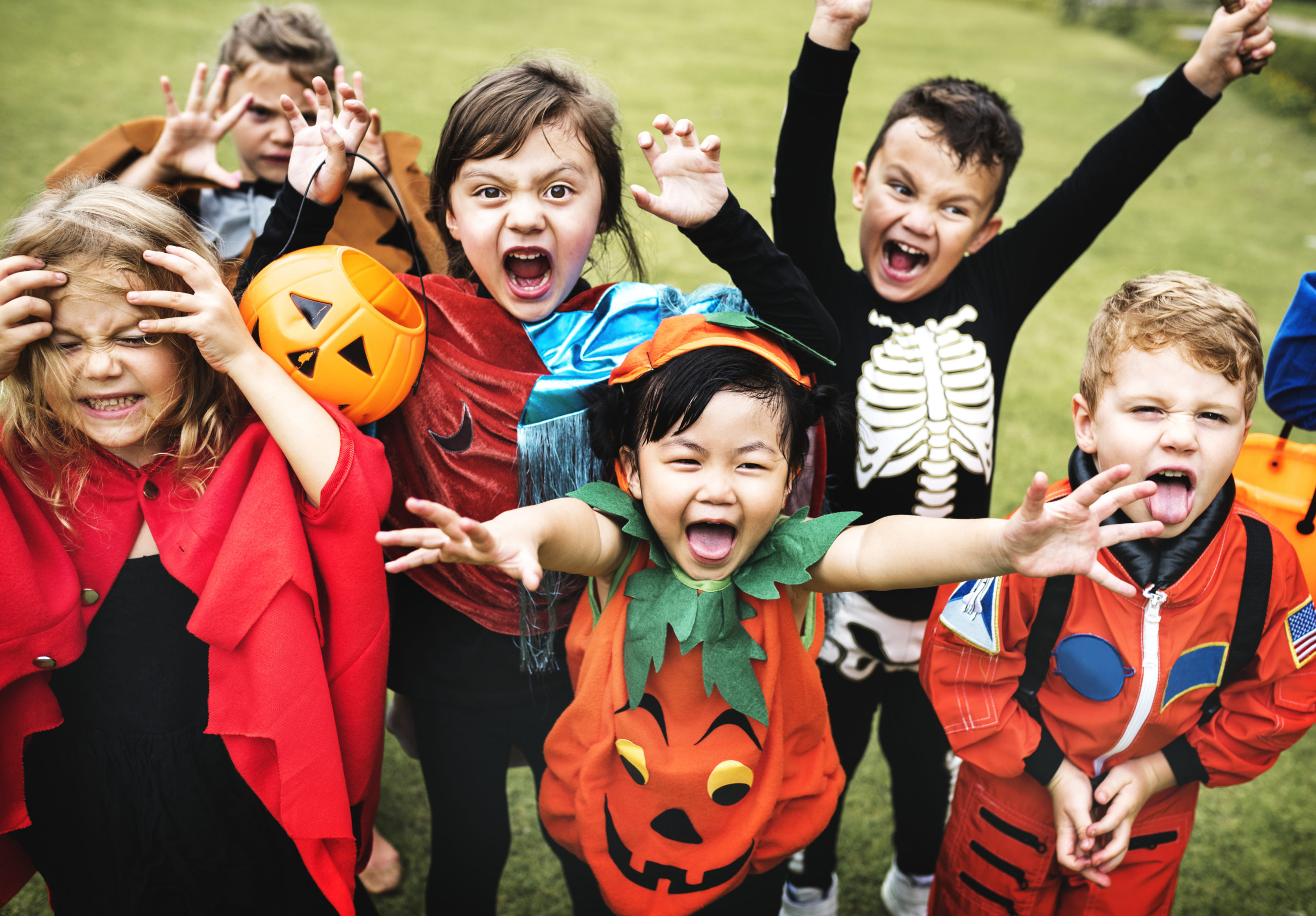 Living Love: Trunk or Treat Night